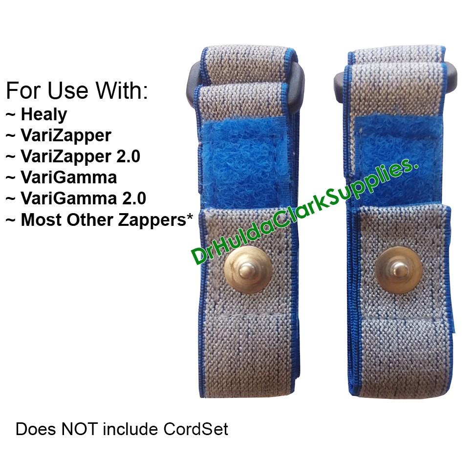 VariZapper/Gamma, Healy Wrist Straps (2)