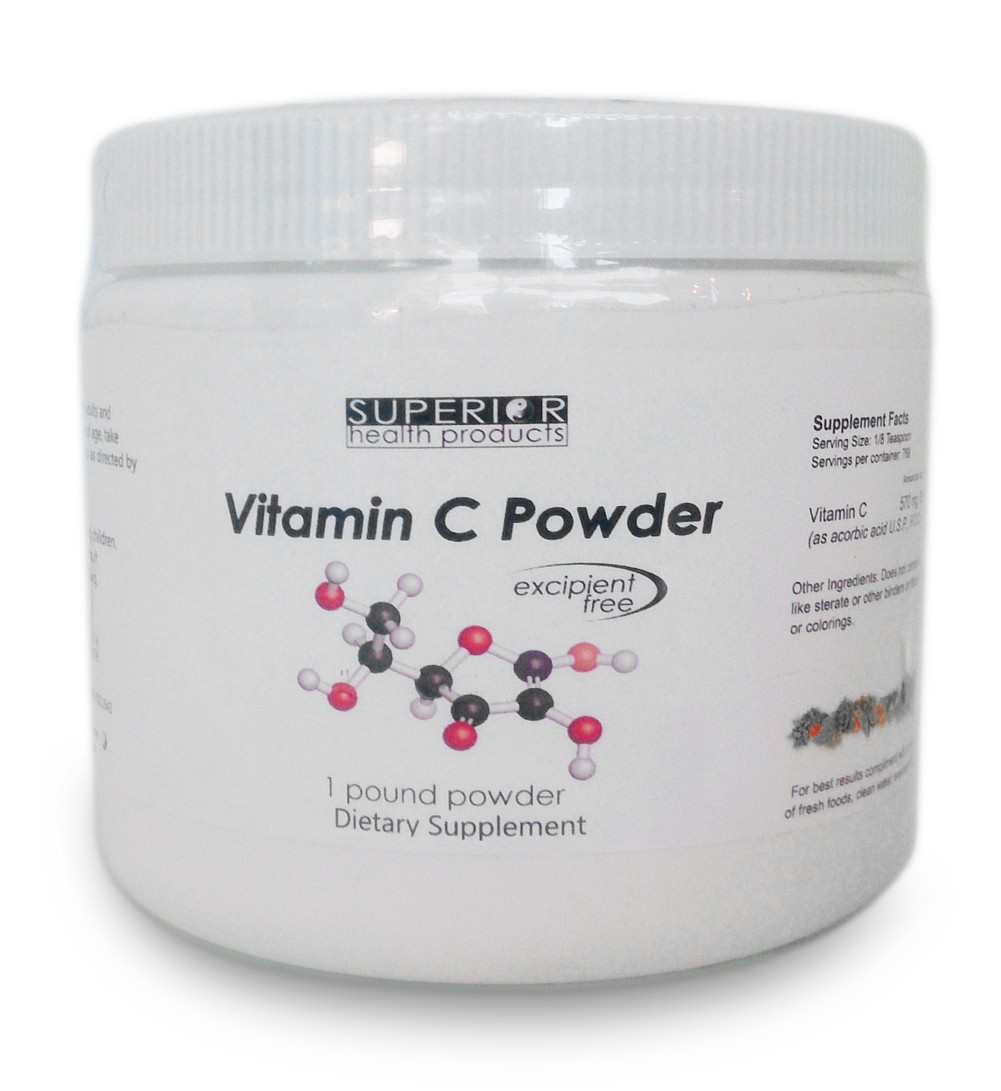 Vitamin C powder