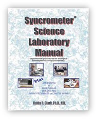 Syncrometer Science Laboratory Manual 1